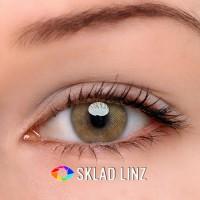 Лінзи для світлих очей - Айс Браун