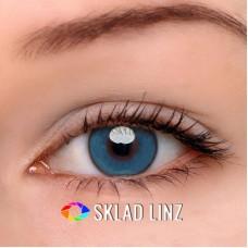 Лінзи для карих очей - Айс Софт Блу